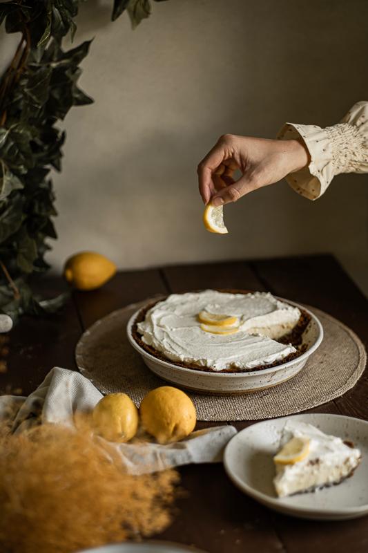 Tarte au citron